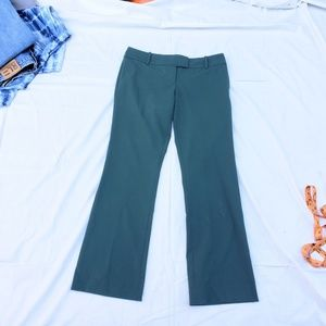 The Limited Forest Green Dress Pants